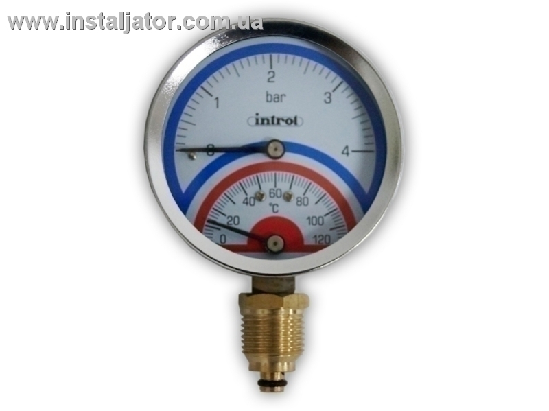 термоманометр для автоклава купить